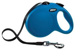 Flexi - Flexi Yeni Klasik, Şerit Kayış, L: 5 M, Mavi