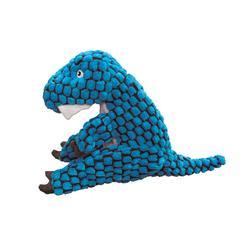 KONG - Kong Dynos T-Rex Köpek Oyuncağı S Mavi