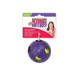 KONG - Kong Kedi Bat-A-Bout Kediotlu, Işıklı ve Hareketli Kedi Oyun Topu