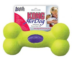 Kong - Kong Köpek Air Sq Sesli Oyuncak Kemik M 15,5cm