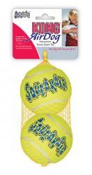 Kong - Kong Köpek Air Sq Sesli Tenis Topu L 2 Adet 8cm