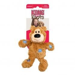 Kong - Kong Köpek Oyuncak, Knots Ayı, M-L 26cm