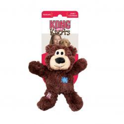 Kong - Kong Köpek Oyuncak, Knots Ayı, S-M 19cm