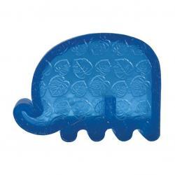 Kong - Kong Köpek Oyuncak, Squeezz Fil, S 12cm