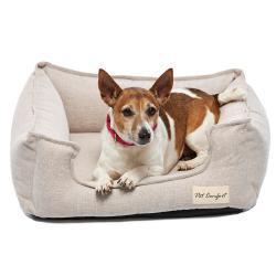 Pet Comfort - Pet Comfort Alpha Mirandus 03 Kedi ve Köpek Yatağı S 50x60cm