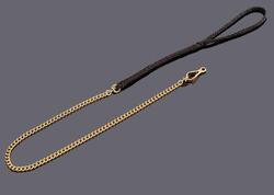 Sprenger - Sprenger altın kaplama uzatma zinciri 120cm 2,5mm