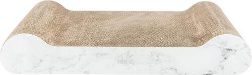 Trixie Büyük Kedi Karton Tırmalama, Kediotlu, 64x11x37cm, Açık Gri