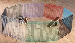 Trixie - Trixie Hamster Oyun Bahçesi ( Çap 86cm , Yükseklik 23cm )