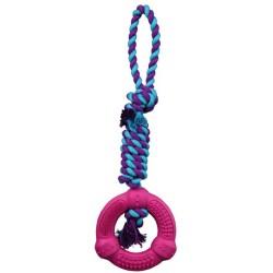 Trixie - Trixie İpli Köpek Oyuncağı 12cm/41cm