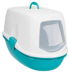 Trixie - Trixie Kapalı Elekli Kedi Tuvalet Kabı, 39X42X59cm