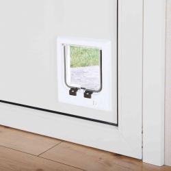 Trixie Kedi Kapısı, Elektromanyetik, 21,1x24,4cm - Thumbnail