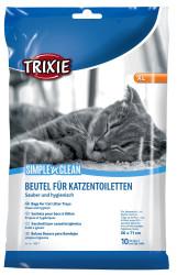 Trixie - Trixie Kedi Kumu Poşeti XL 56X71cm, 10 Adet