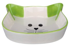 Trixie - Trixie Kedi Seramik Mama Su Kabı, 0,25Lt 12cm