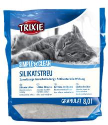 Trixie - Trixie Kedi Silika Granül Kum 8Lt