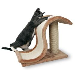 Trixie - Trixie Kedi Tırmalama Tahtası, 25×39×44 cm, Kahve