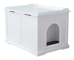 Trixie - Trixie Kedi Tuvalet Kabı Mobilyası, XL, 75X51X53cm