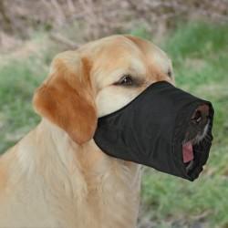 Trixie - Trixie Köpek Ağızlık L-XL 32cm Siyah