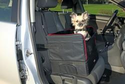 Trixie - Trixie Köpek Araba Koltuğu 45X38X37cm Siyah