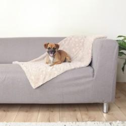 Trixie - Trixie Köpek Battaniye, 150X100cm, Bej