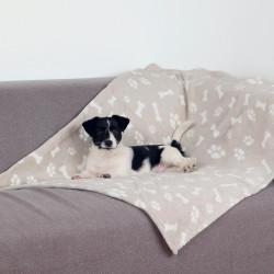 Trixie - Trixie Köpek Battaniyesi 100X75cm Bej