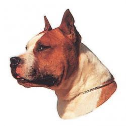 Trixie - Trixie Köpek Çıkartması St-Stafford Terrier 1 Adet