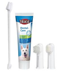 Trixie - Trixie Köpek Diş Bakım Seti