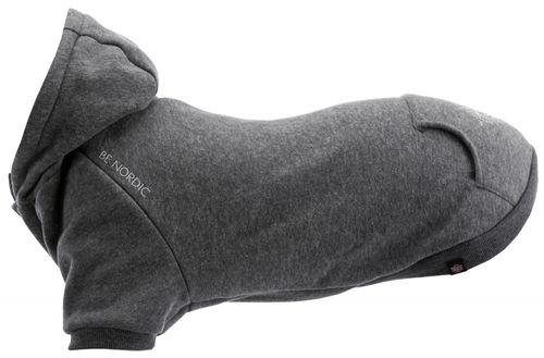 Trixie Köpek Eşofmanı, XS: 27 cm: 36 cm, Gri