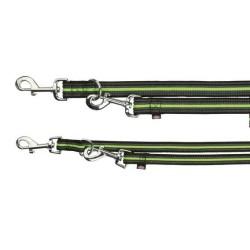 Trixie - Trixie Köpek Gezdirme Kayışı S-L 2M/25mm Syh/Yeşil