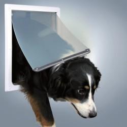 Trixie - Trixie Köpek Kapısı M-XL 2 Yönlü Kilitleme Beyaz