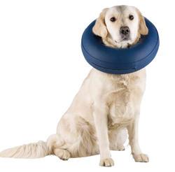 Trixie - Trixie Köpek Koruyucu Şişme Yakalık L-XL, Mavi