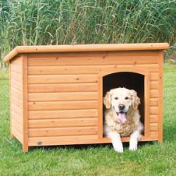 Trixie - Trixie Köpek Kulübesi, XL Ahşap 116X82X79cm