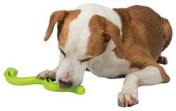Trixie - Trixie Köpek Ödül Oyuncağı, Yeşil Yılan, Tpr, 42cm