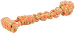 Trixie - Trixie Köpek Oyucağı, At-Getir ve Tut-Çek Tutamaçlı Oyun Topu, ø8/38cm