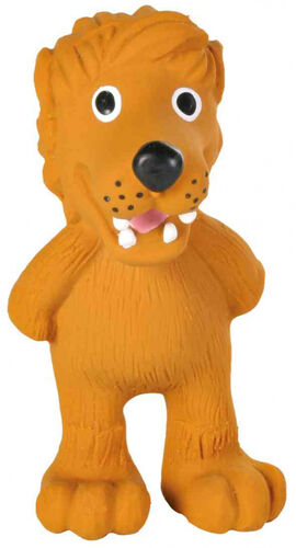 Trixie Köpek Oyuncağı, Çeşitli Hayvanlar, Lateks, Sesli, 11cm