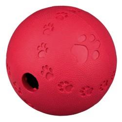 Trixie - Trixie Köpek Oyuncağı , Ödüllü Kauçuk Top 11cm