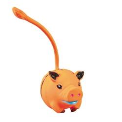 Trixie - Trixie Köpek Oyuncağı,Kuyruklu Latex Hayvanlar 6cm