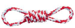 Trixie - Trixie Köpek Oyuncak, İki Tarafı Tutamaçlı, 38cm