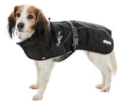 Trixie - Trixie Köpek Paltosu L 55cm Siyah