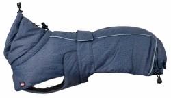 Trixie - Trixie Köpek Paltosu M 45cm Mavi