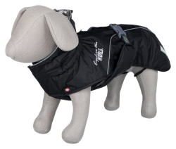 Trixie Köpek Paltosu S 35cm Siyah - Thumbnail