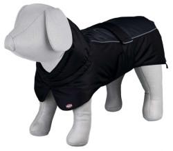 Trixie - Trixie Köpek Paltosu S 36cm Siyah/Gri