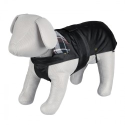 Trixie - Trixie Köpek Paltosu Ve Yağmurluğu L 60cm Siyah