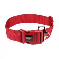 Trixie - Trixie Köpek Premium Boyun Tasması L-XXL Kırmızı