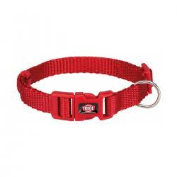 Trixie - Trixie Köpek Premium Boyun Tasması XS-S Kırmızı