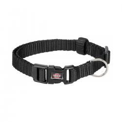 Trixie - Trixie Köpek Premium Boyun Tasması XS-S Siyah