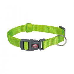 Trixie - Trixie Köpek Premium Boyun Tasması XS-S Yeşil