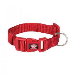 Trixie - Trixie Köpek Premium Boyun Tasması XXS-XS Kırmızı