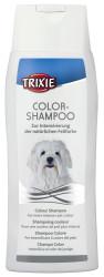 Trixie - Trixie Köpek Şampuanı Beyaz/Açık Renk Tüy 250ml