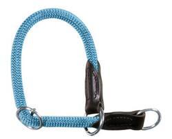 Trixie - Trixie köpek şok tasma, M-L: 55 cm/ø 10 mm,a.mavi