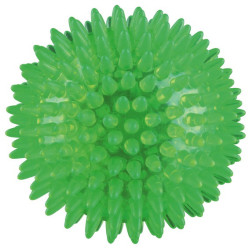 Trixie - Trixie Köpek Termoplastik Kauçuk Kirpi Top 8cm
